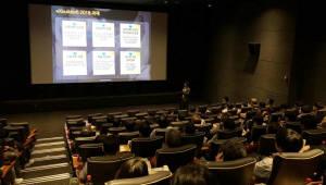 토마토시스템, 창립 18주년 맞아 전직원 단체 영화 관람