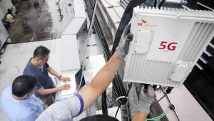 SK텔레콤, 25% 요금할인 충격...5G·보안·미디어 신사업으로 돌파구
