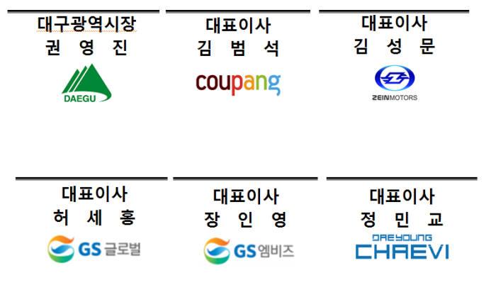 제인모터스, GS글로벌·쿠팡·대영채비와 전기화물차 보급확대 협력
