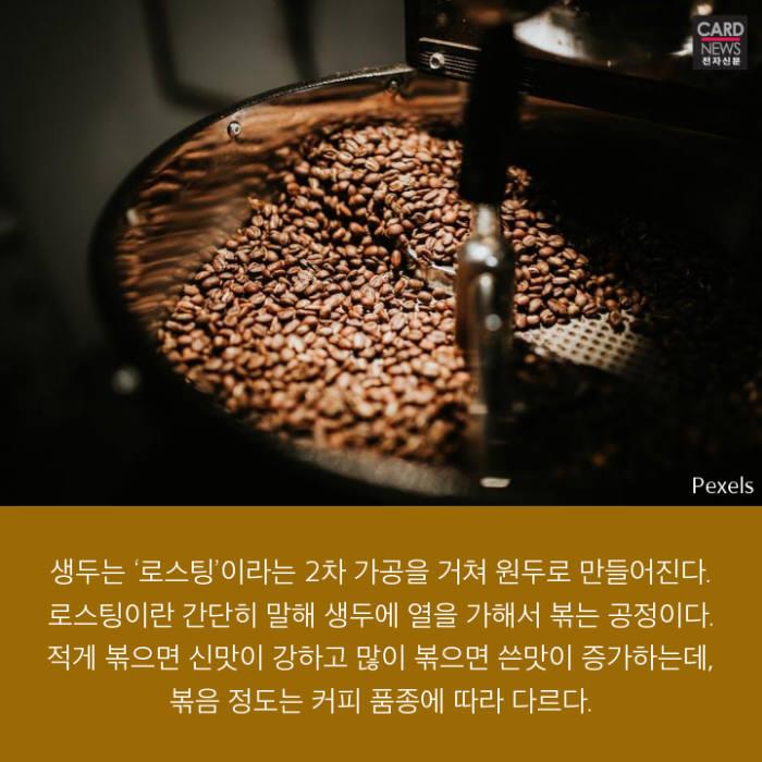 [카드뉴스]삶의 일부가 된 커피