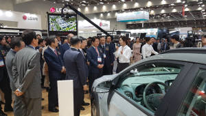 중국 장춘, 대구국제미래자동차엑스포 참가...대구시와 자동차 협력 강화