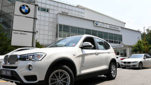 BMW 리콜 '순항'…두 달여 만에 부품 교체율 '70%' 돌파