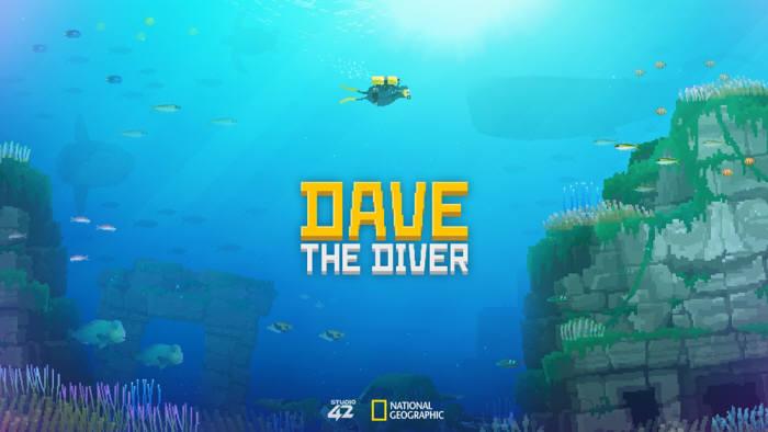 넥슨, 신규 해양 어드벤처 게임 '데이브' 내셔널지오그래픽 협업 개발