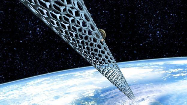탄소 나노튜브를 활용한 우주 케이블<전자신문DB>