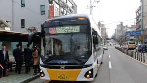 서울·광주·울산 등 6개 도시서 수소버스 시범사업