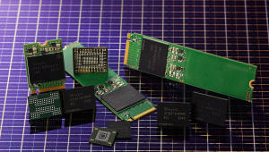 """SK하이닉스, 96단 4D 낸드 개발...""""세계 최초 CTF 기반"""""""