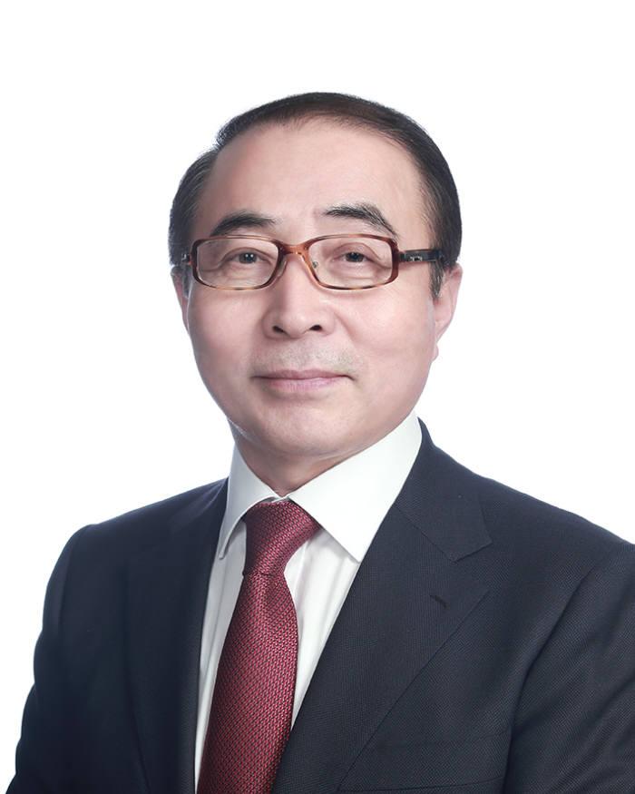 손영기 한국풍력산업협회 회장.