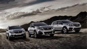 푸조, '2019년형 SUV 라인업' 예약 판매 돌입