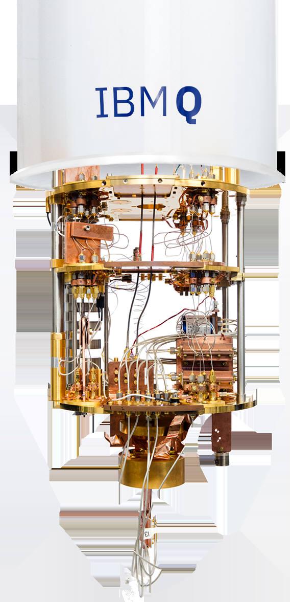 영국이 3400억원을 투자해 양자컴퓨틴센터를 짓기로 했다. 국제 경쟁이 치열한 양자 분야 주도권을 확보하겠다는 의도로 풀이된다. 사진은 IBM 양저컴퓨터 Q 모습.
