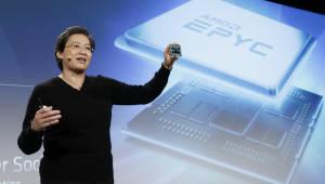 AMD, '세계 최초 7나노' 앞세워 데이터센터 시장에 도전장...인텔, 엔비디아와 경쟁