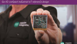 맥심, 'Go-IO 산업용 IoT 플랫폼' 출시