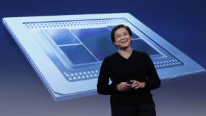 AMD 세계 최초 7나노 공정 CPU, GPU 공개
