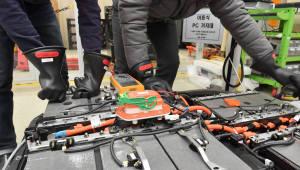전기차 폐 배터리, ESS로 재활용