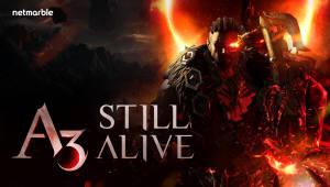 넷마블 배틀로얄 MMO 'A3:STILL ALIVE', 지스타서 첫 공개
