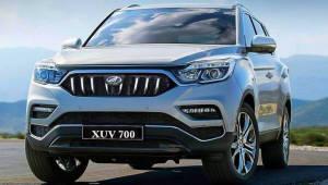 렉스턴, 마힌드라 '플래그십 SUV'로 키운다…19일 인도 판매 시작