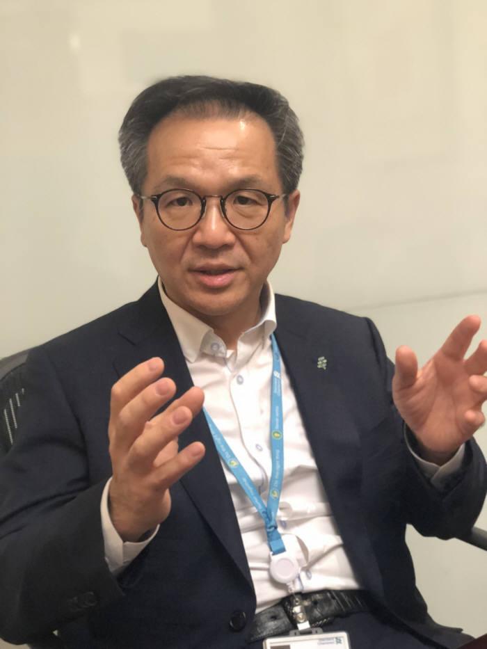 [CISO에게 '보안'을 묻다]김홍선 SC제일은행 부행장