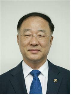 홍남기 경제부총리 후보