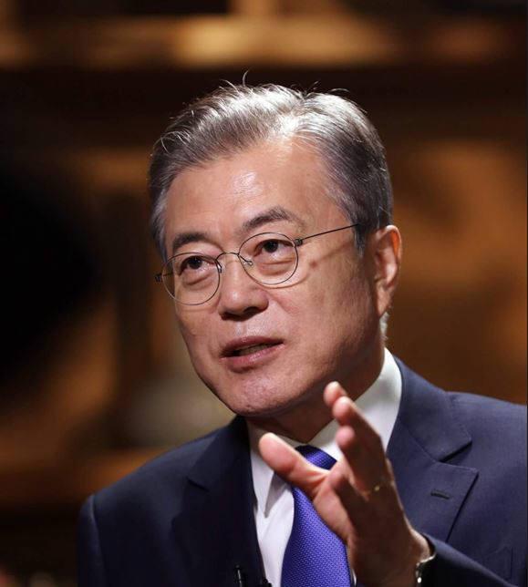 문재인 대통령(출처:청와대)