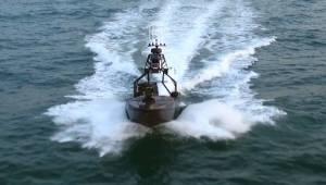 LIG넥스원 감시정찰용 무인수상정 기술, 올해 10대 기계기술 선정