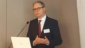 """야콥 할그렌 주한 스웨덴 대사 """"국가를 지탱하는 힘은 중소기업"""""""