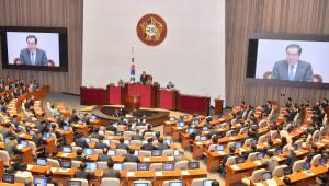 무산된 본회의, 난항겪는 예결소위...'몸살' 난 정기국회
