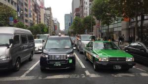 \'일본 택시\'의 변화...친환경차 늘고 커넥티드 서비스도 확대