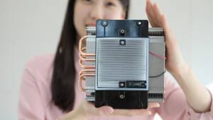 LG이노텍, 협탁냉장고용 열전모듈 양산…'LG 오브제'에 적용