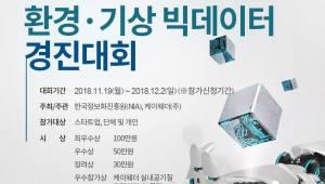 {htmlspecialchars(케이웨더, 기상·환경 빅데이터 경진대회 개최)}