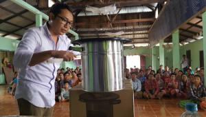 GS칼텍스, 미얀마에 고효율 쿡스토브 5만대 지원...온실가스 배출권 확보