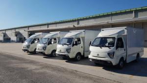 {htmlspecialchars(에디슨모터스, 국내 최초 전기트럭 개발...내년 5월부터 양산·판매)}