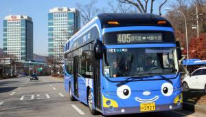 울산에 이어 서울에도 수소버스, 내년 6개 도시로 확대