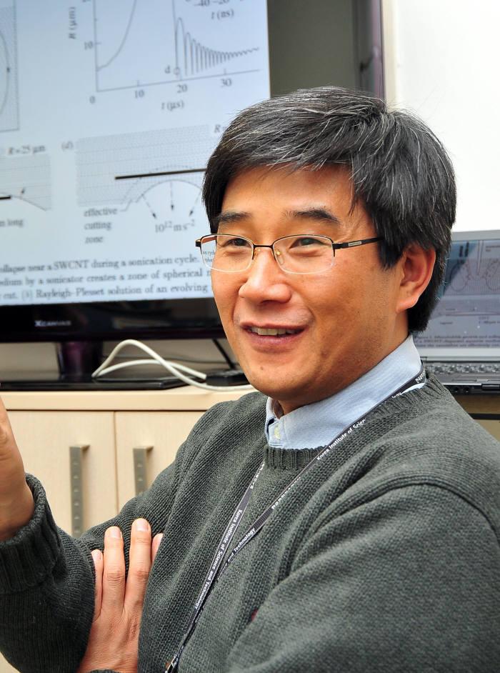 이광렬 한국과학기술연구원(KIST) 박사.