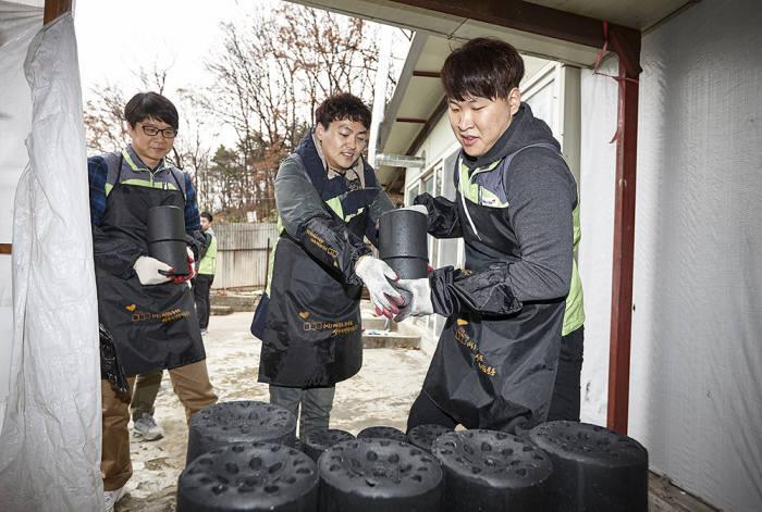 석탄·연탄 최고가격 각각 8%, 19.6% 인상...연탄쿠폰 지원 늘려