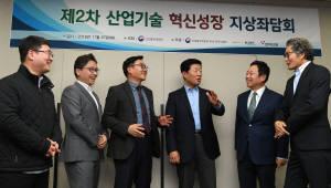 제2차 산업기술 혁신성장 지상좌담회
