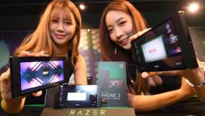 美 '레이저' 한국 스마트폰 시장 공식 진출