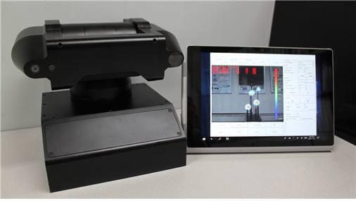 원자력연이 개발한 방사선 탐지 3차원 영상화 장치