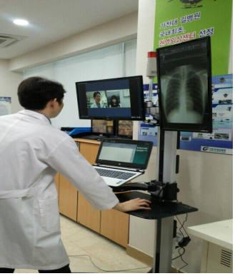 가천대 길병원 원격협진시스템