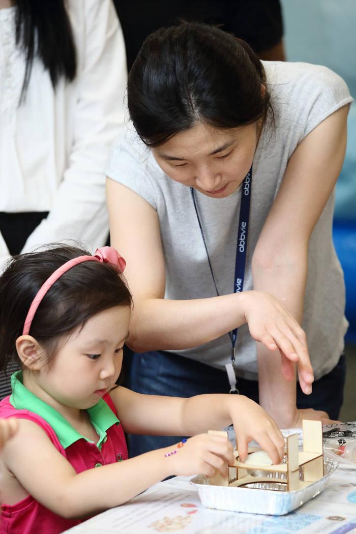 한국애브비, 여성가족부 '가족친화기업' 재인증?