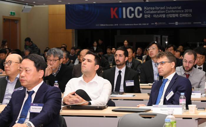 한-이스라엘 산업협력 컨퍼런스 개최