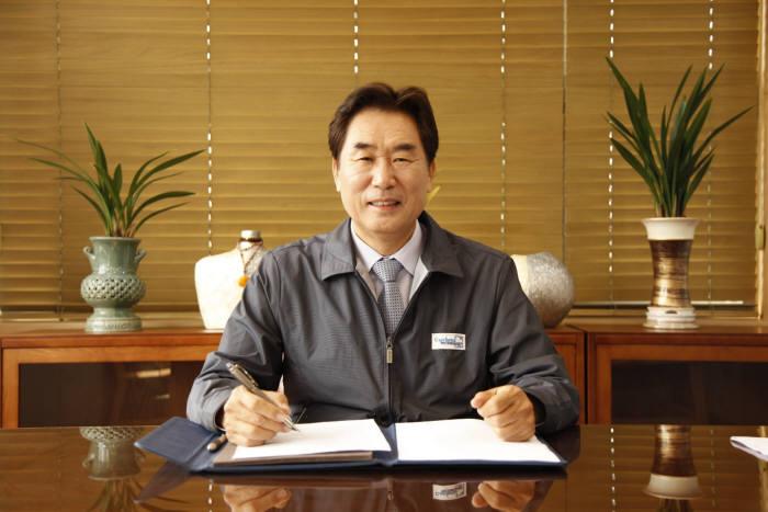 조창현 가스켐테크놀로지 대표.