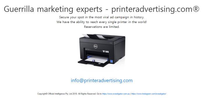 구멍뚫린 프린터 보안...인쇄물 수백장 출력돼 혼란