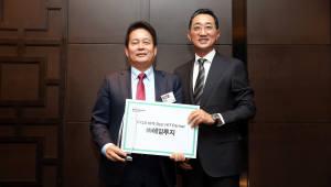 에임투지, `2018 HPE 베스트히트 파트너` 수상 … 아태 최우수 파트너 이어 두번째