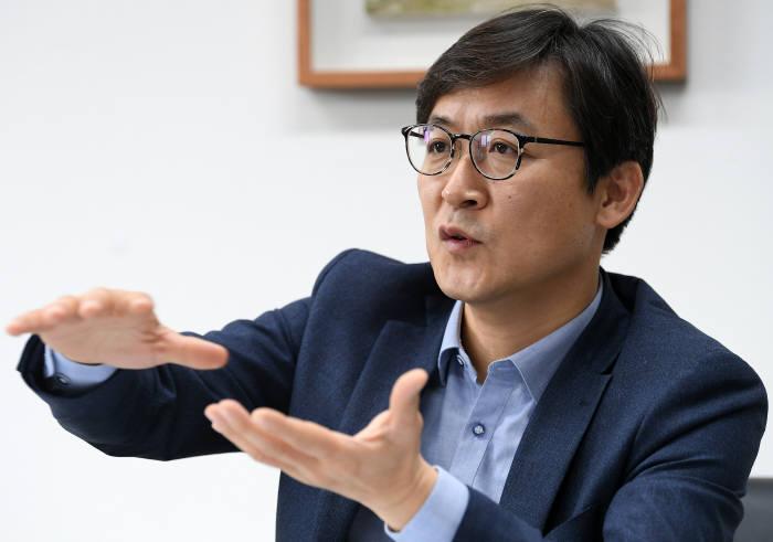권대영 금융위 금융혁신기획단장 이동근기자 foto@etnews.com