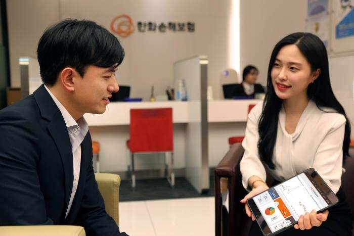 한화손보 스마트앱 어워드 '금융부문 통합대상' 수상
