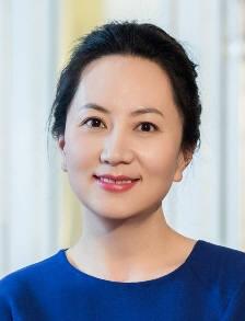 멍완저우(孟晩舟) 화웨이 글로벌 최고재무책임자(CFO)