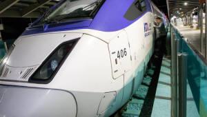 KTX 강릉선 복구 완료..05시 30분부터 정상 운행