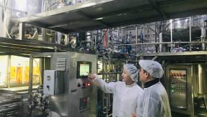 동서웰빙, 스마트팩토리로 안전한 식품 생산