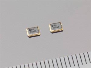 일본 세이코인스트루먼트가 생산하는 칩 타입 슈퍼캐패시터. (사진=세이코인스트루먼트)
