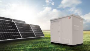 LG전자, 100kW급 태양광 발전용 '올인원 ESS' 출시