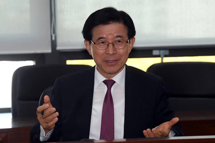 """김상선 KISTEP 원장 """"국가혁신체계 관리 시스템 변해야"""""""
